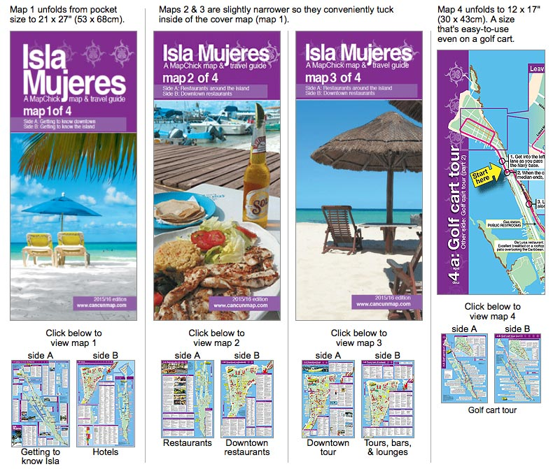 MapChick Maps and Travel Guides