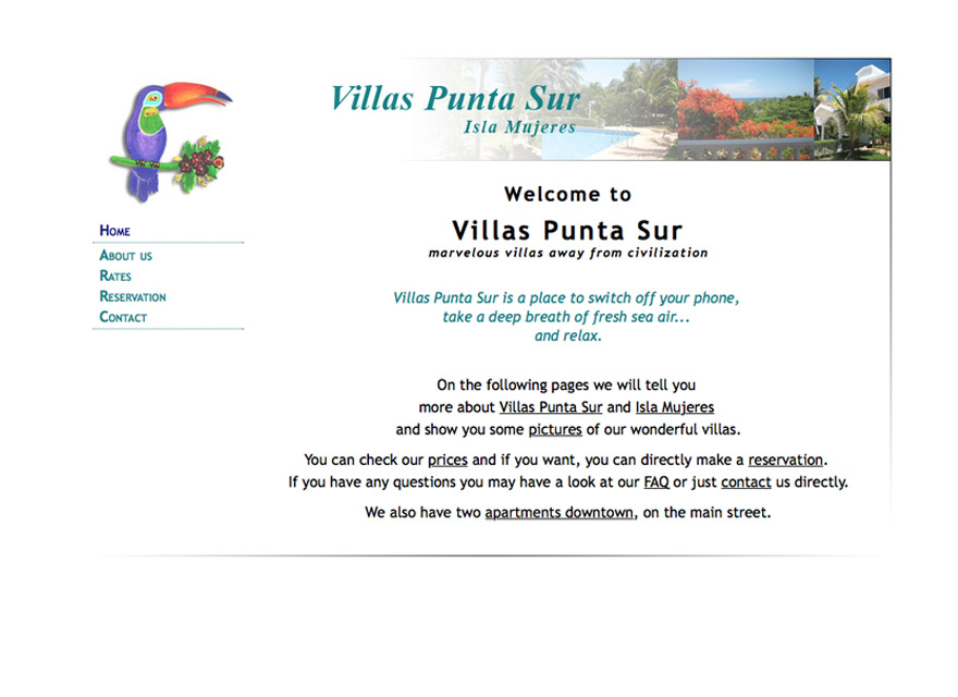 Apartments Villa Punta Sur