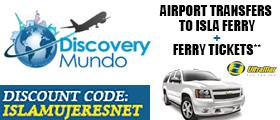 Discovery Mundo Transfers Isla