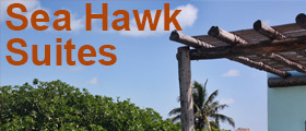 Sea hawk Suites Isla Mujeres