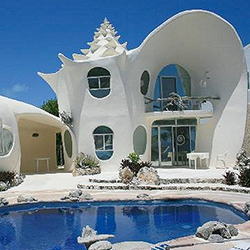 Isla Mujeres Casa Caracol - The Shell House